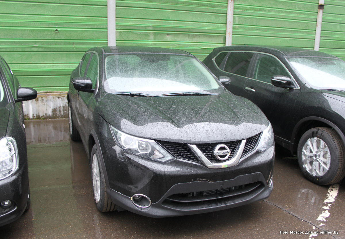 Nissan Qashqai SE