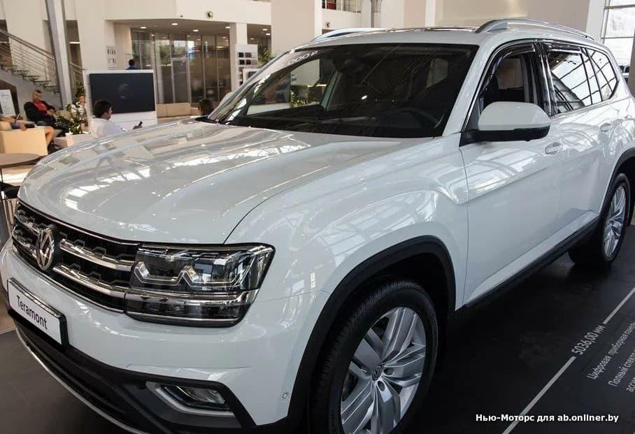 Volkswagen Teramont Origin 2.0 TSI 249