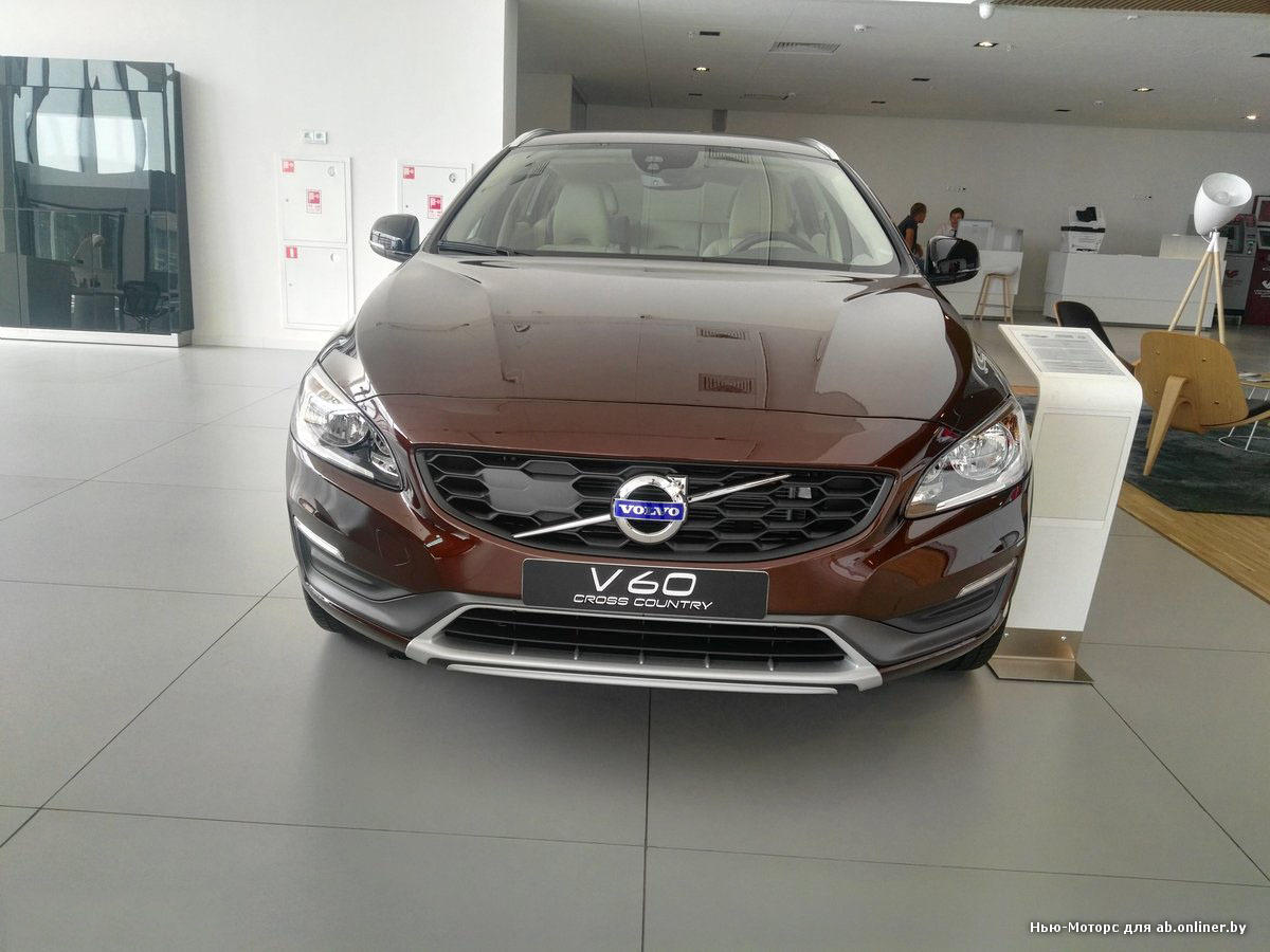 Volvo V60 Cross Country Kinetc