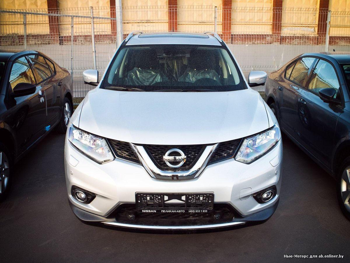 Nissan X-Trail SE+