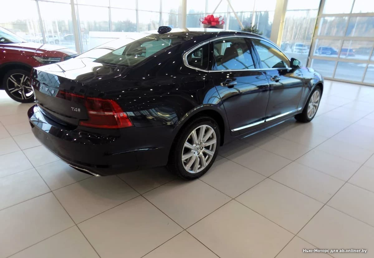 Volvo S90 Inscription T4 Drive-E 190 л.
