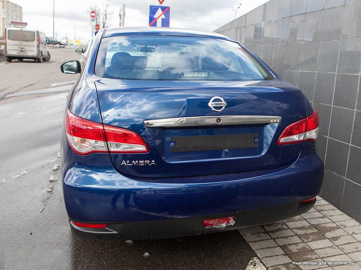 Nissan Almera Welcome