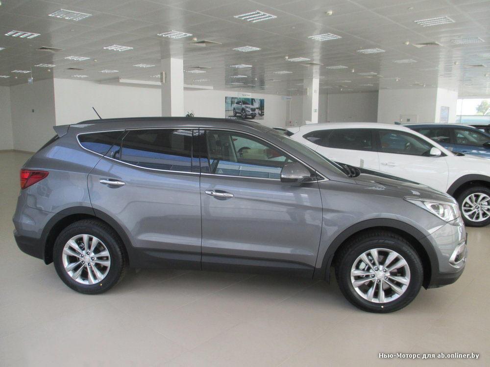 Hyundai Santa Fe Premium Comfort