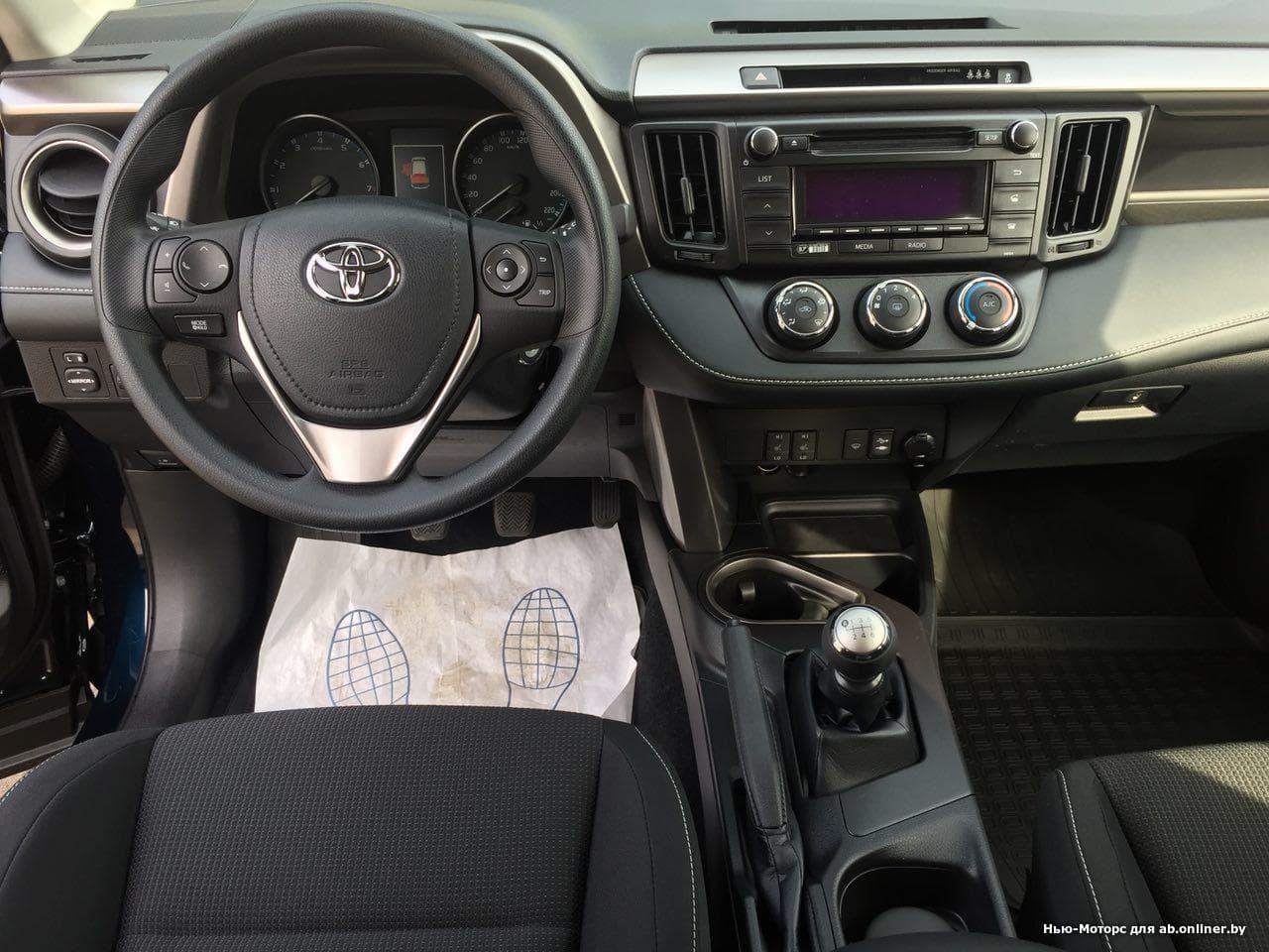 Toyota RAV4 Стандарт