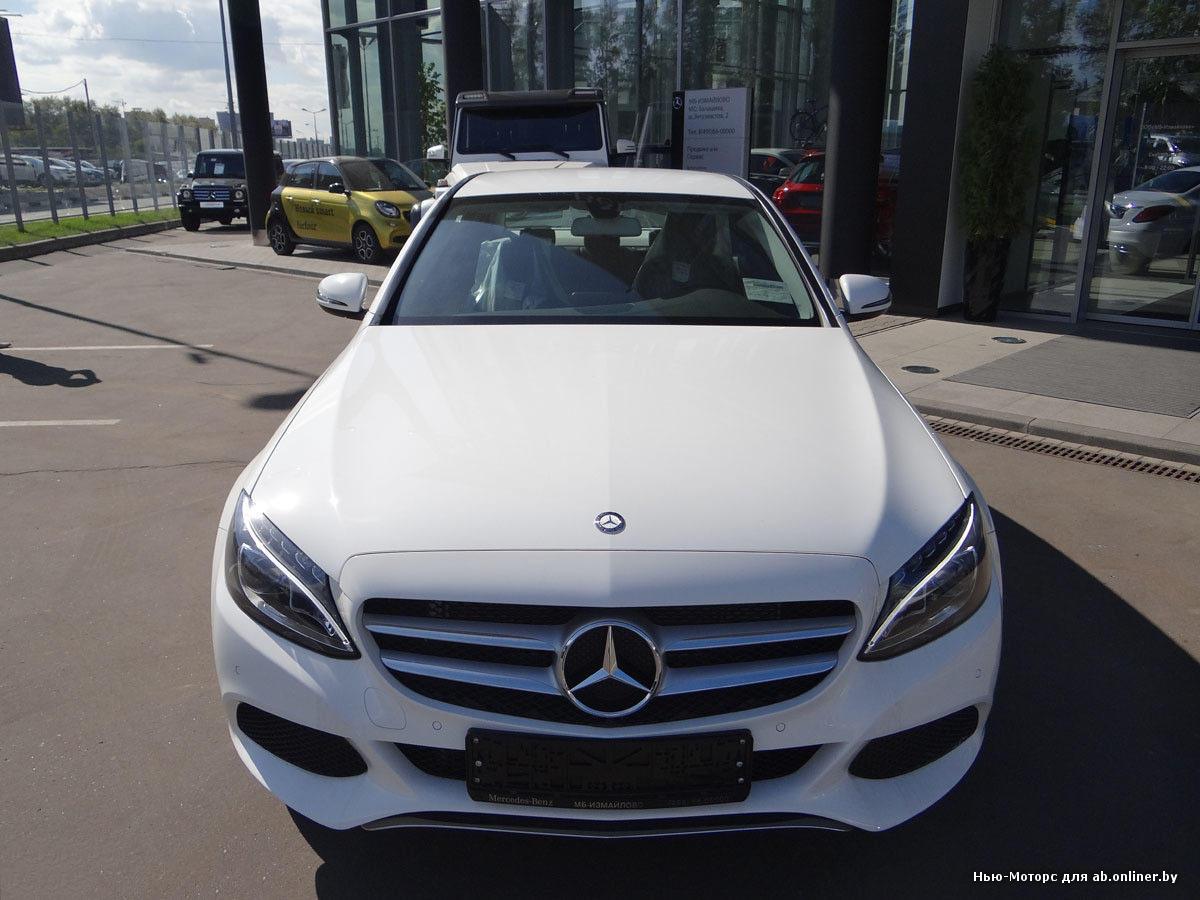 Mercedes C200 OS