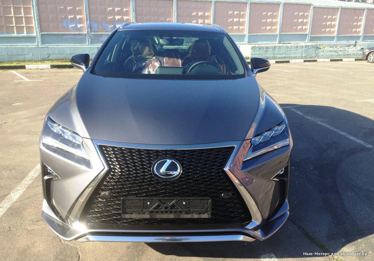 Lexus RX 200t F SPORT Luxury