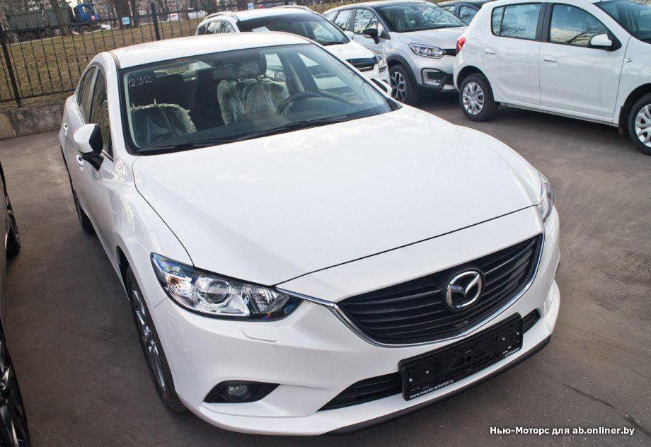 Mazda 6 Active