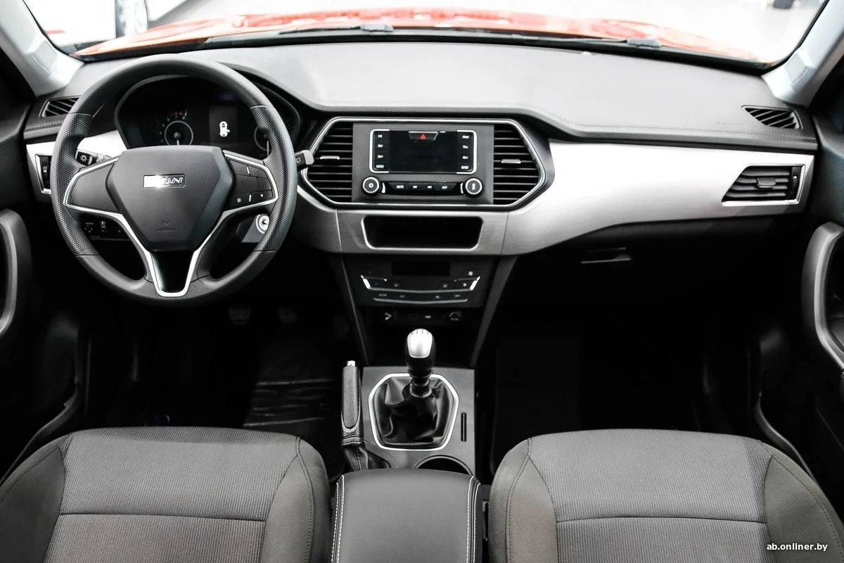 Lifan X70 Luxury