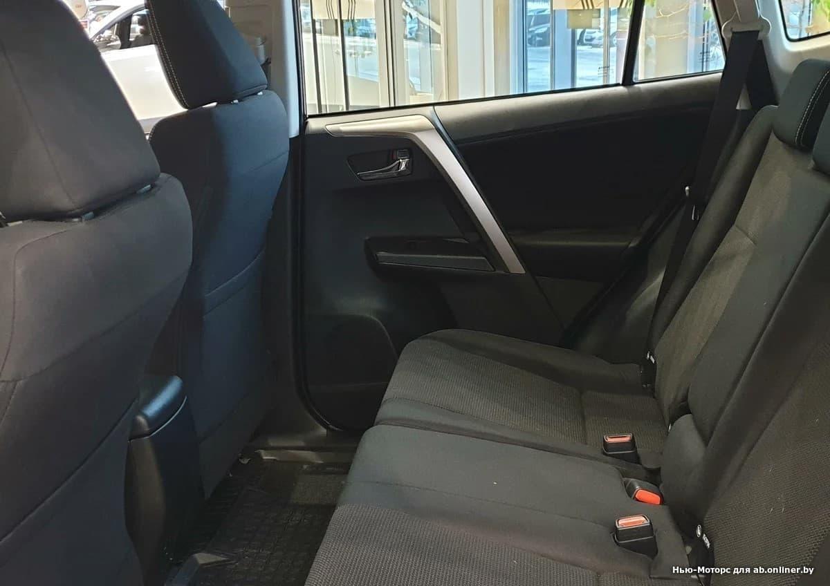 Toyota RAV4 Стандарт Плюс