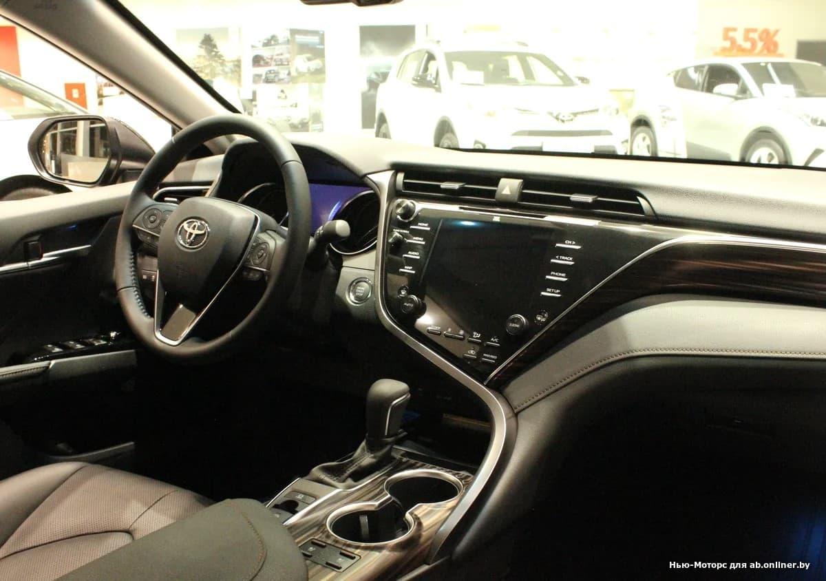 Toyota Camry Люкс Safety