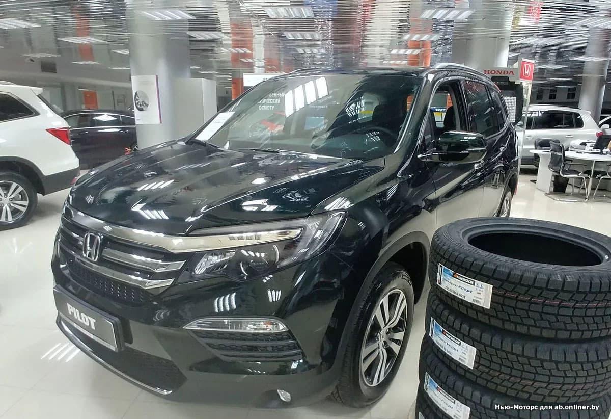 Honda Pilot Premium