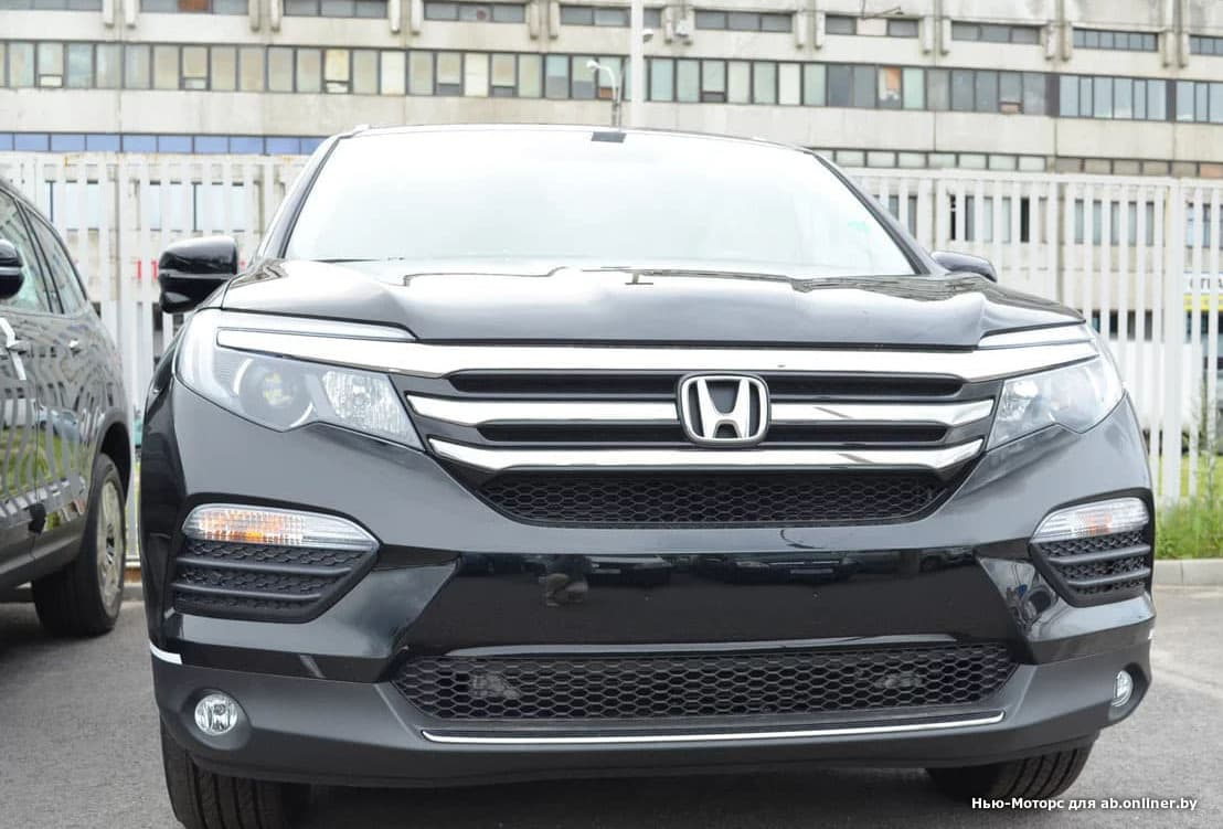 Honda Pilot Lifestyle