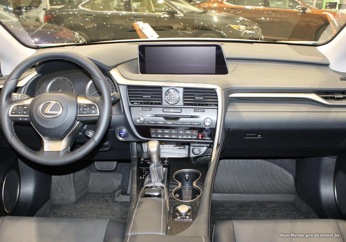 Lexus RX 450h Exclusive