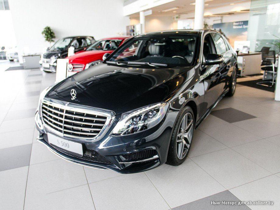 Mercedes S600 L