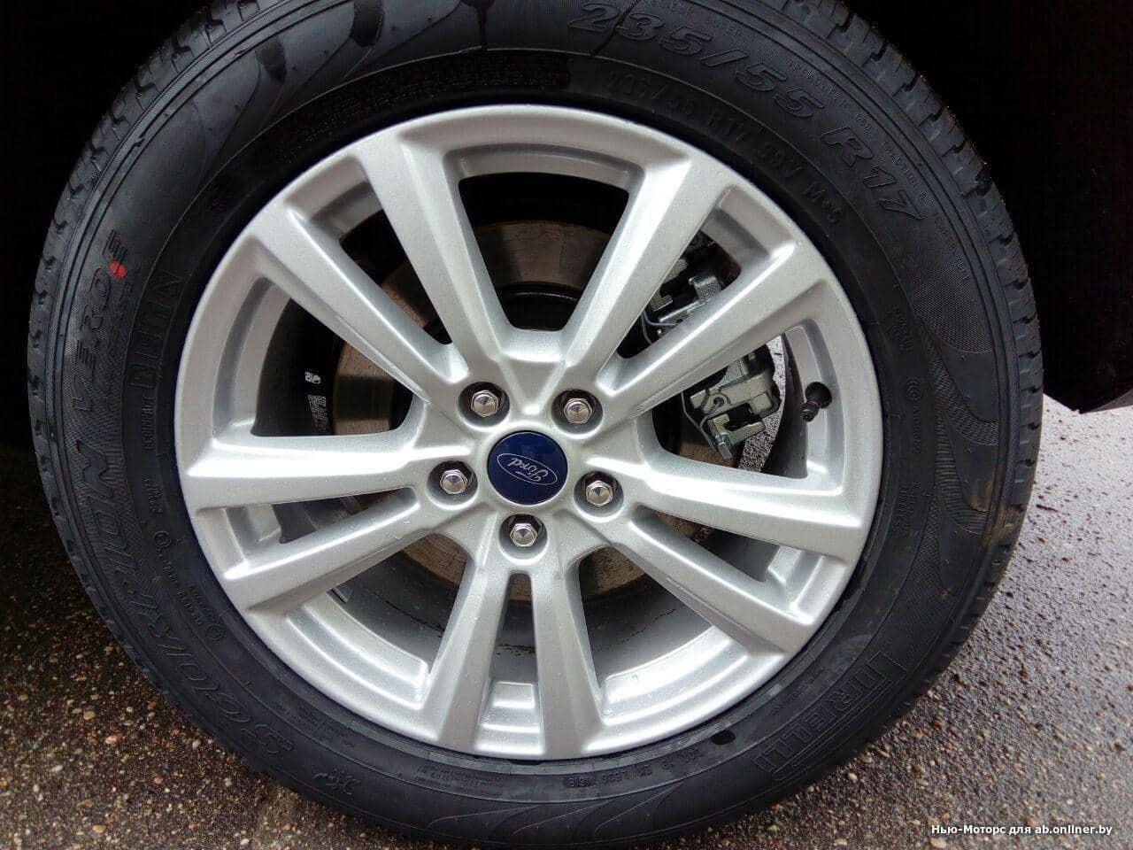 Ford Kuga TITANIUM 2.5 л 6АКП