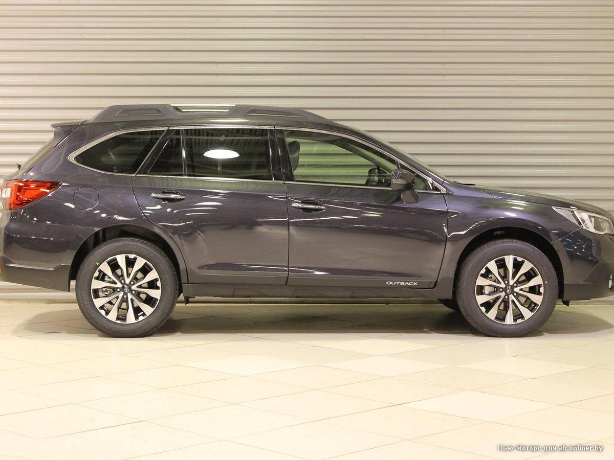 Subaru Outback 2.5i CVT