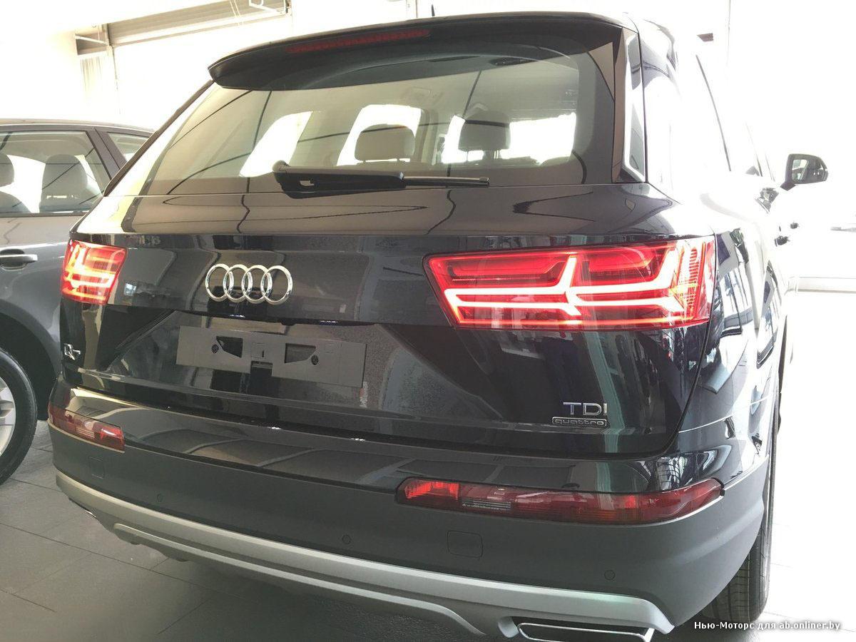Audi Q7 tiptronic quattro