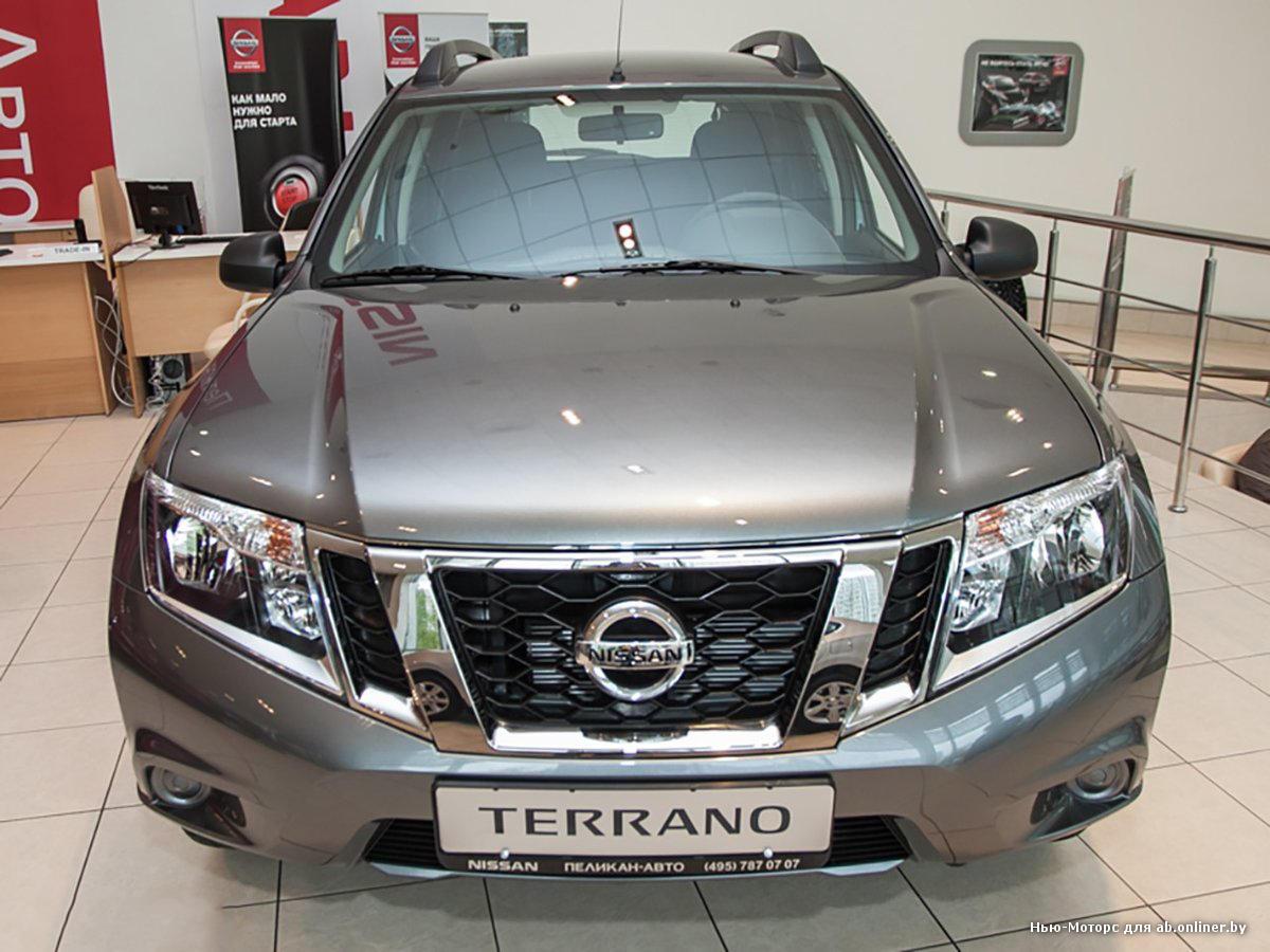 Nissan Terrano New Elegance