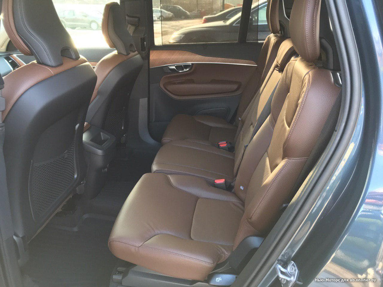 Volvo XC90 Inscription D5 AWD Drive-E 235