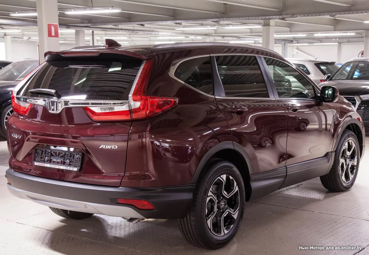 Honda CR-V NEW Executive