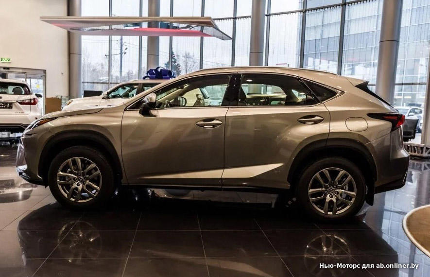 Lexus NX 200 AWD Luxury