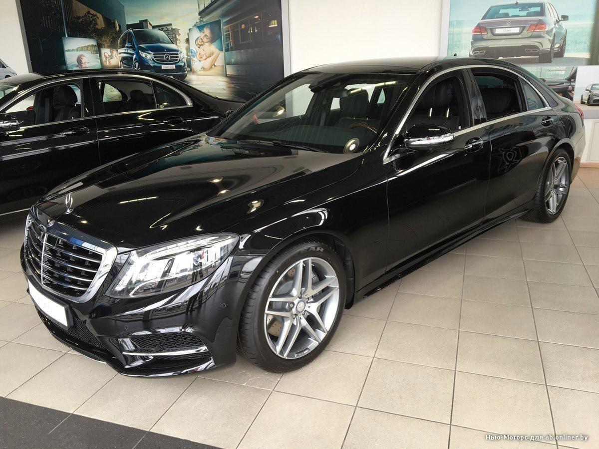 Mercedes S400 L