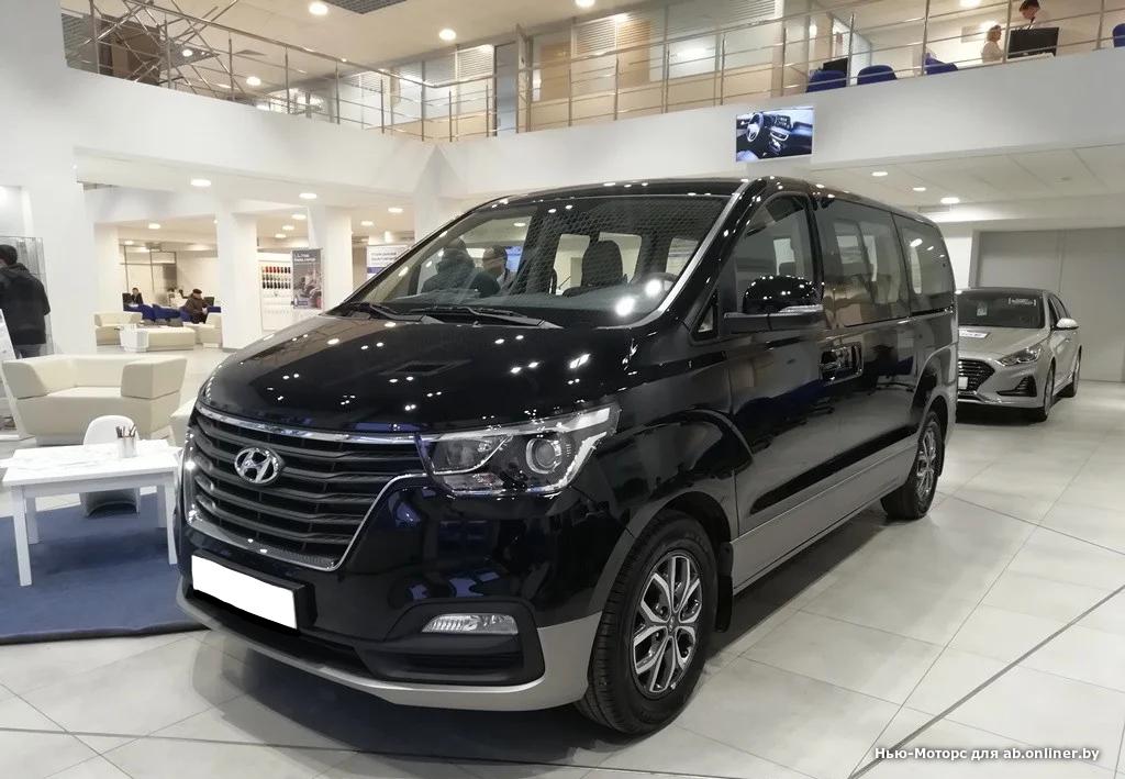 Hyundai H-1 Business