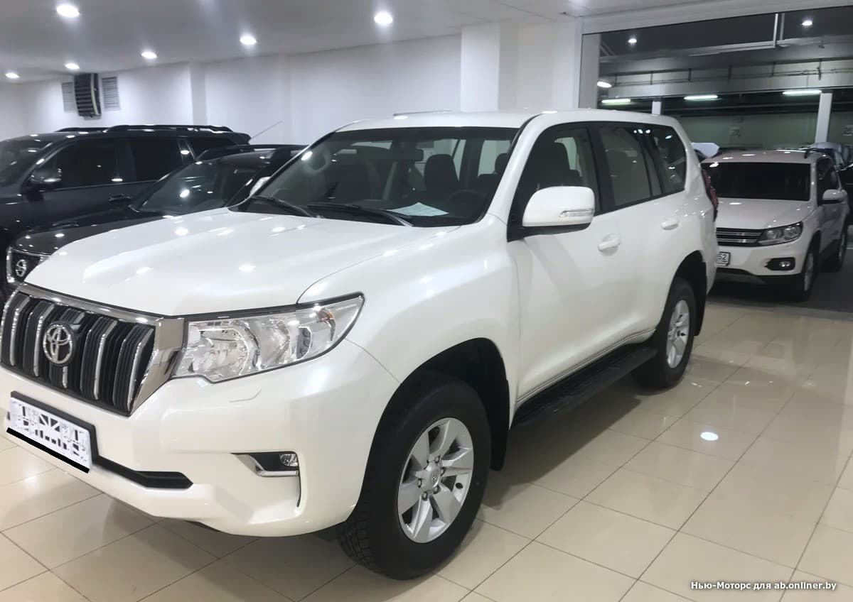 Toyota Land Cruiser Prado Стандарт
