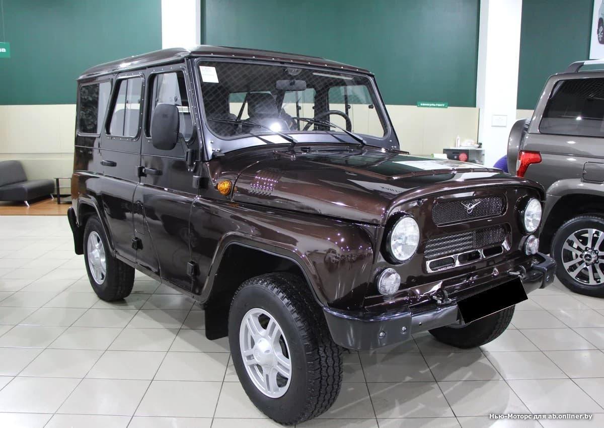 УАЗ Hunter Классик 2019