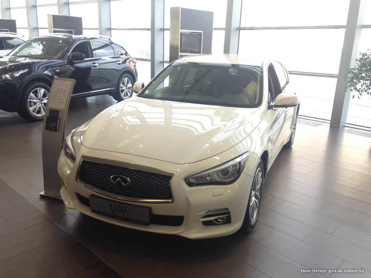 Infiniti Q 50 Base