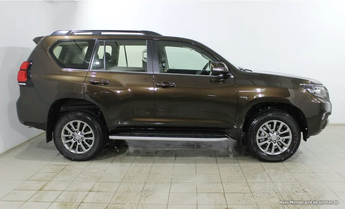 Toyota Land Cruiser Prado Элеганс