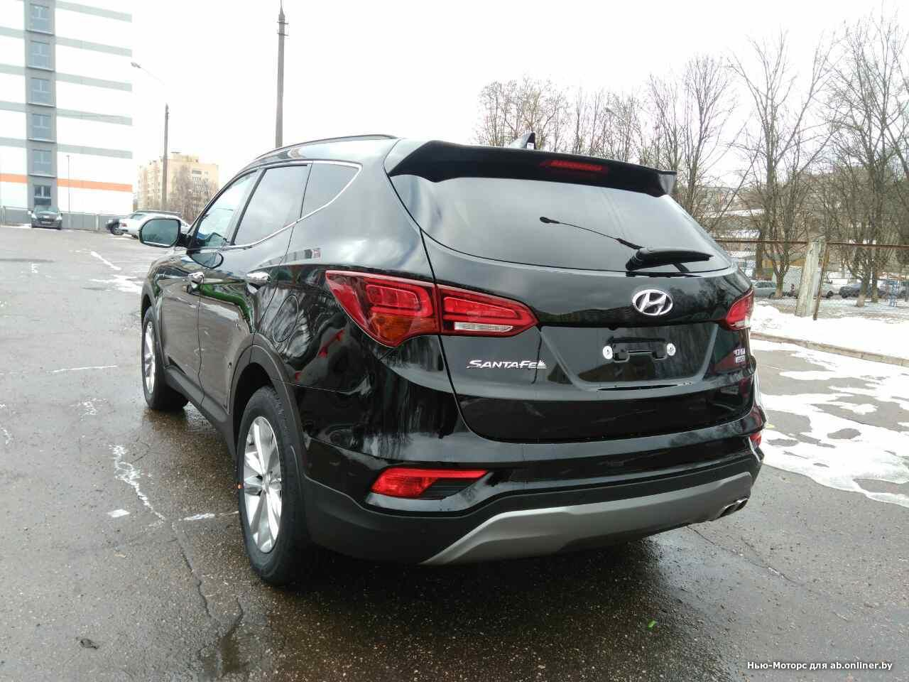Hyundai Santa Fe High-Tech