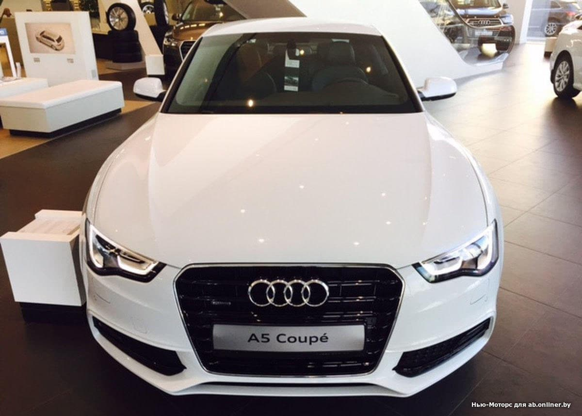 Audi Coupe Design