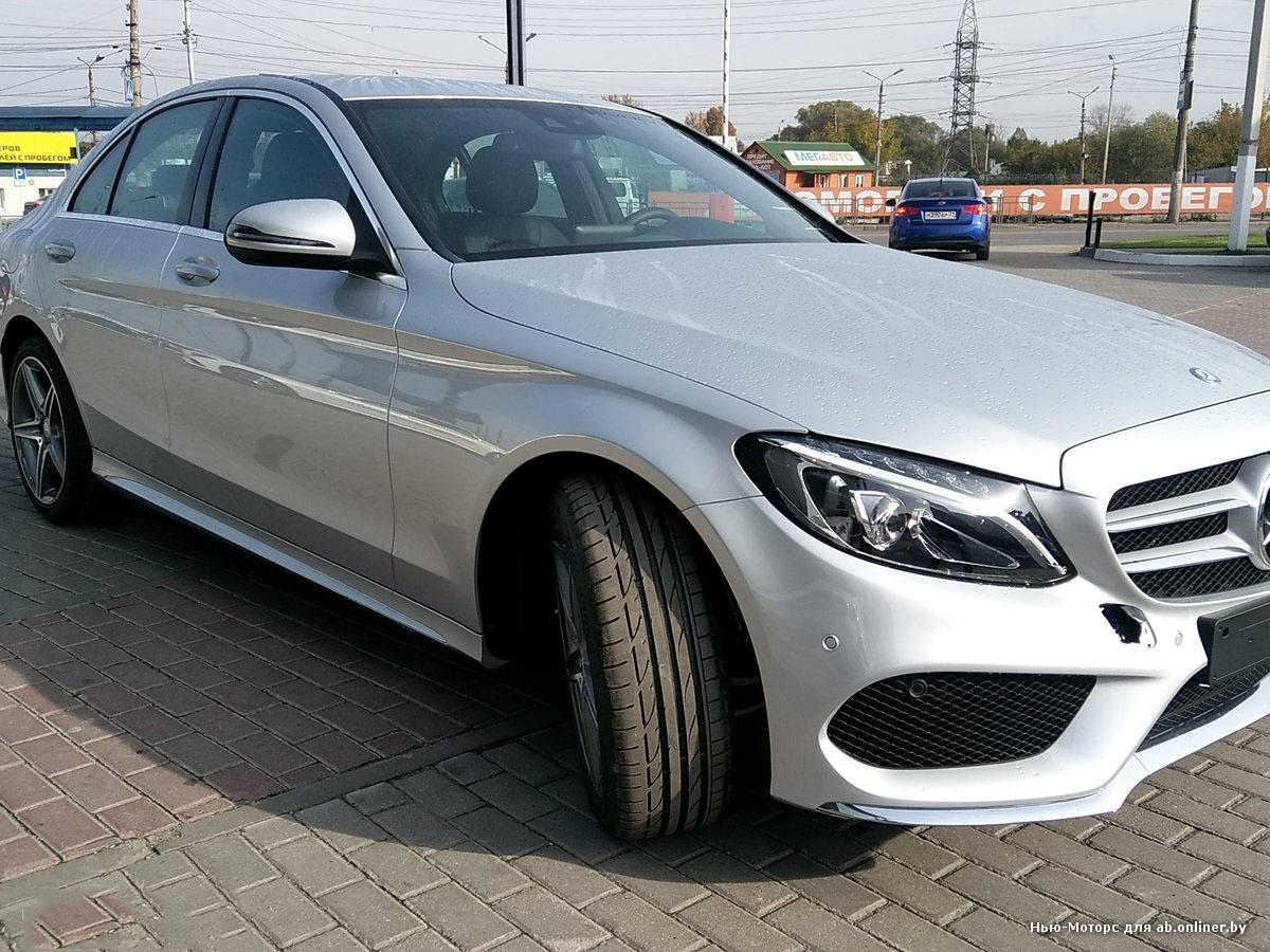 Mercedes C250 Sport
