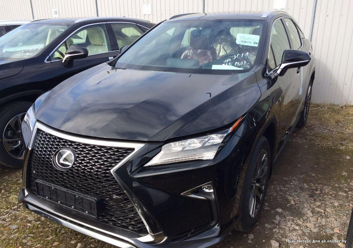 Lexus RX 350 F SPORT Luxury