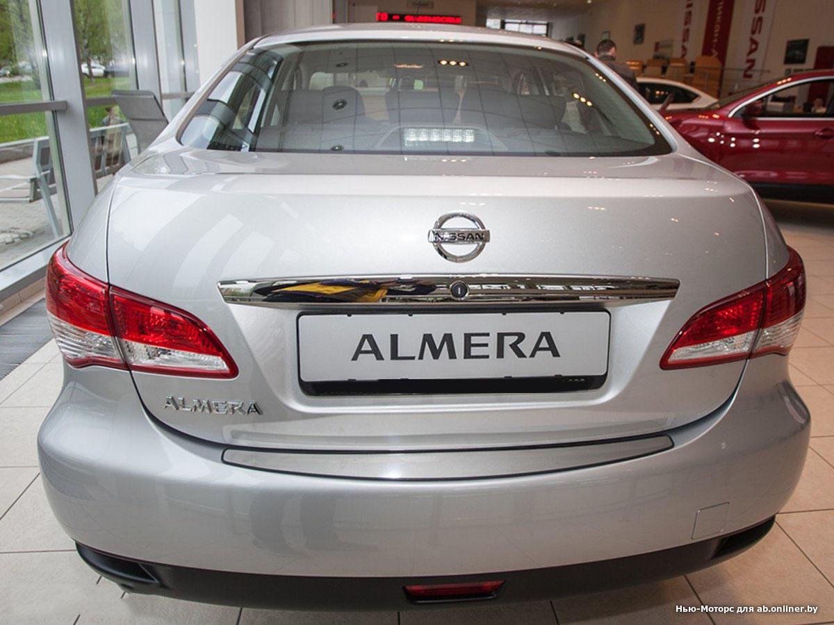 Nissan Almera Comfort Plus
