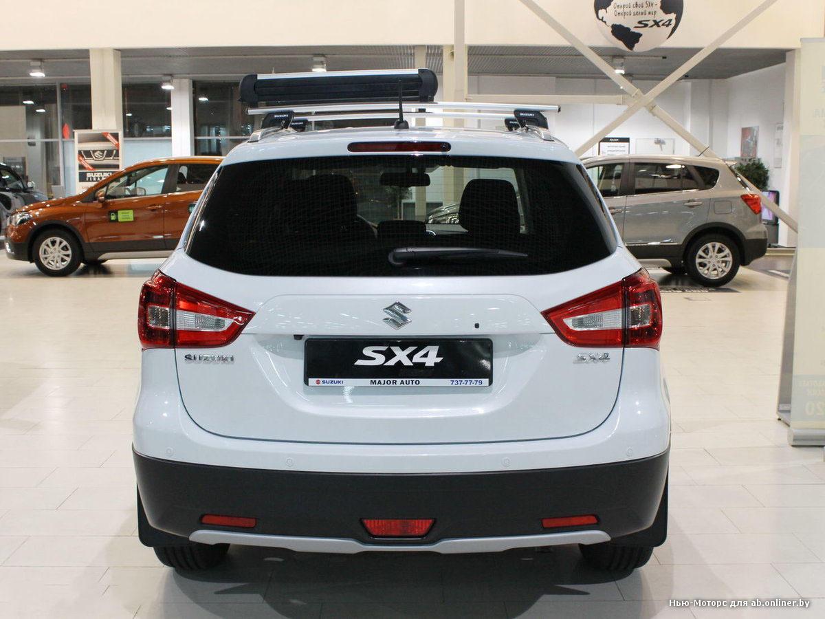 Suzuki SX4 GLX