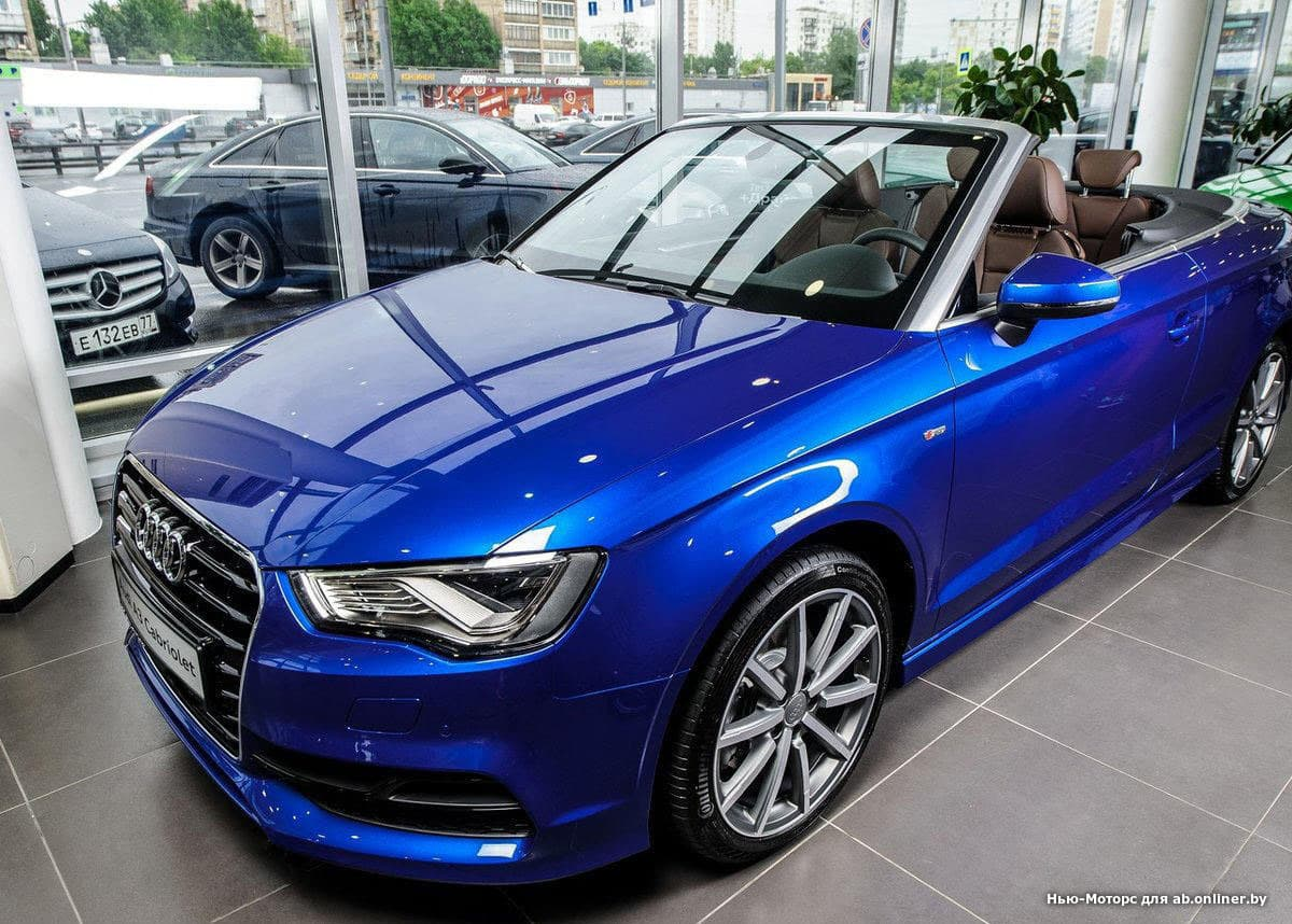 Audi A3 Cabriolet Attraction