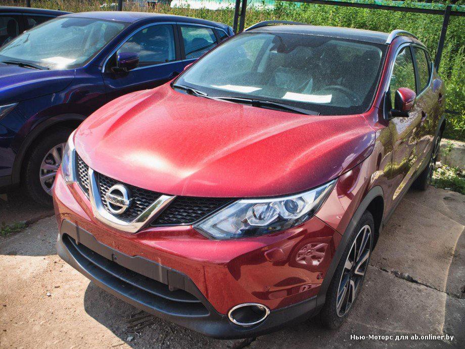Nissan Qashqai LE+