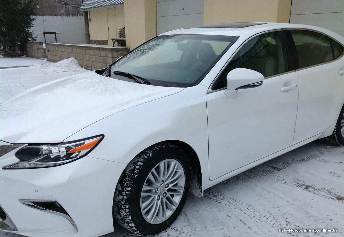 Lexus ES 200 Executive