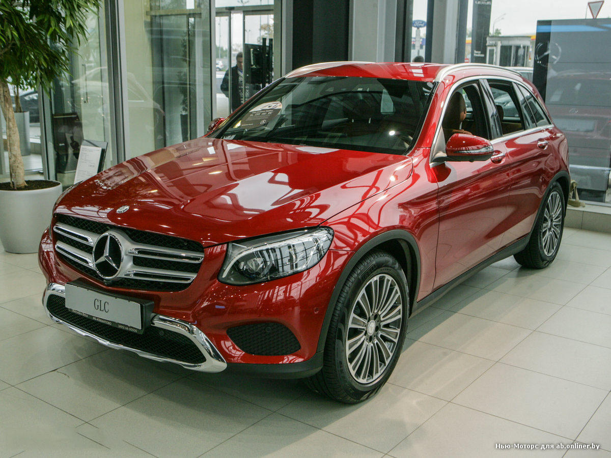 Mercedes GLC250 4MATIC