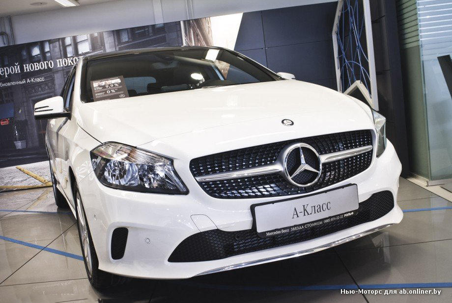 Mercedes A220 4MATIC OS