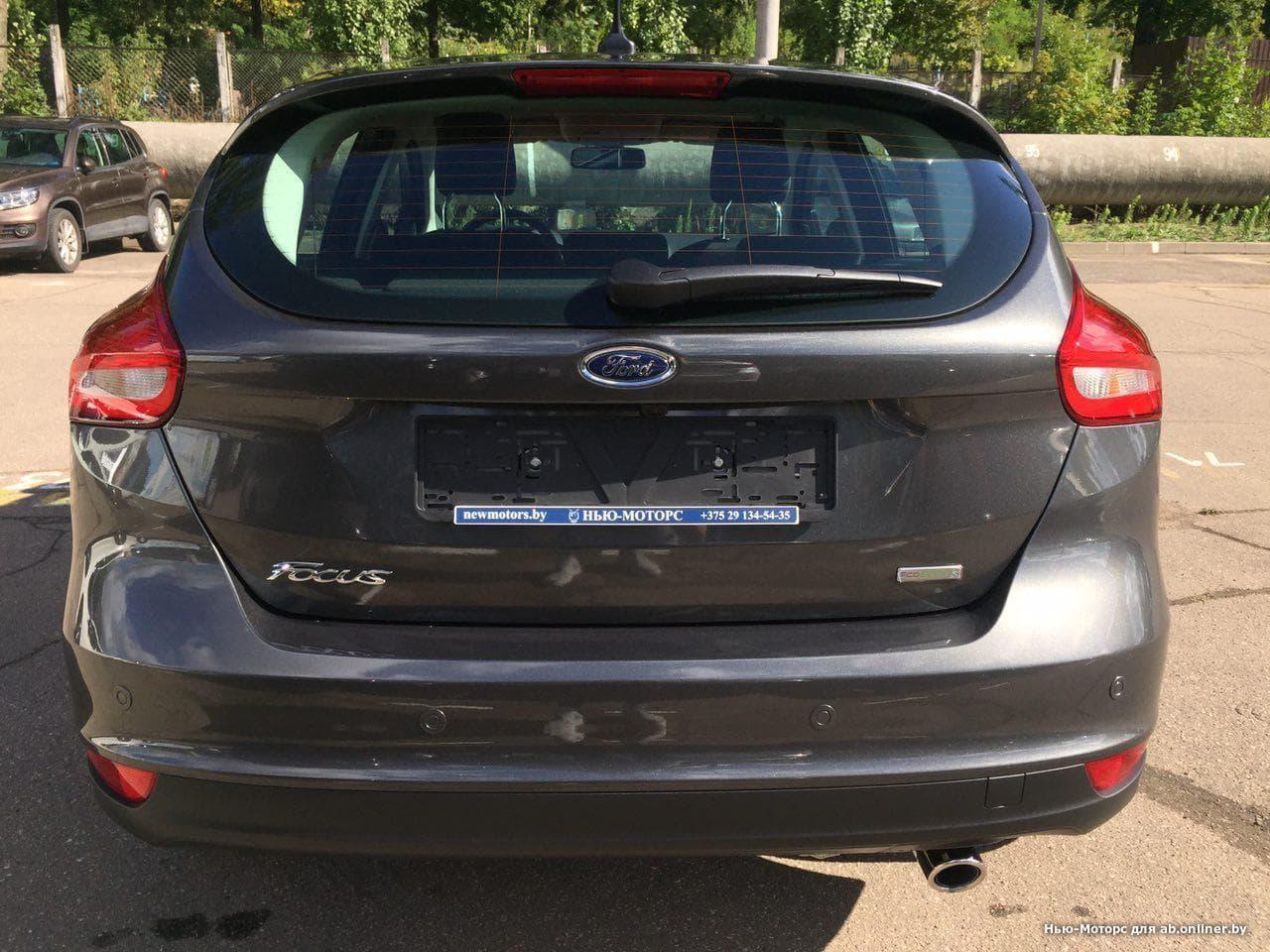 Ford Focus TITANIUM 1.5 л EcoBoost