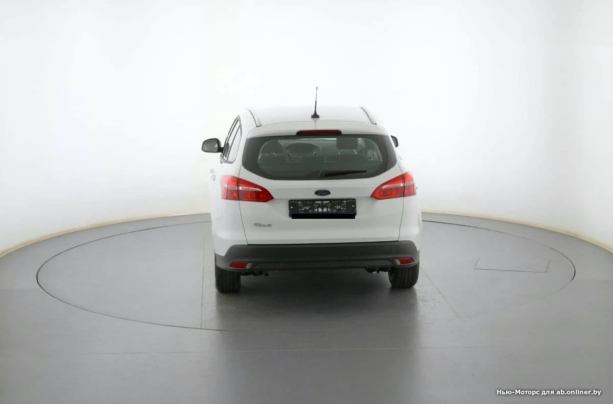 Ford Focus TREND 1.6 105 л.с. 5МКП