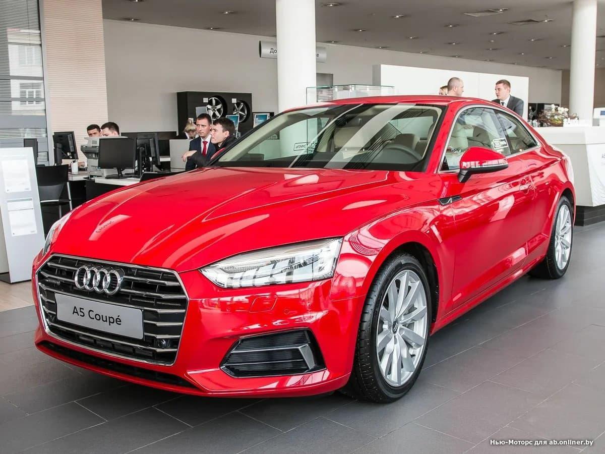 Audi A5 Sport 40 TDIquattro