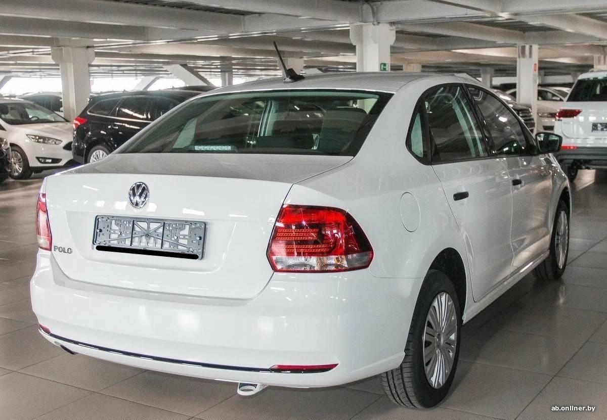 Volkswagen Polo Trendline 1.6 110 5-МКП