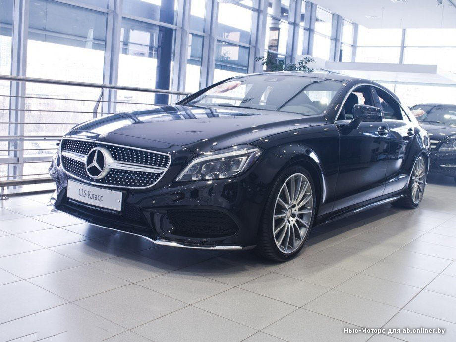 Mercedes CLS350 4MATIC