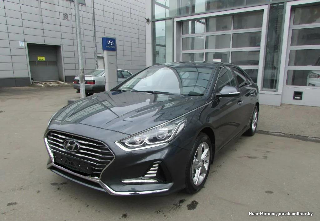 Hyundai Sonata Business