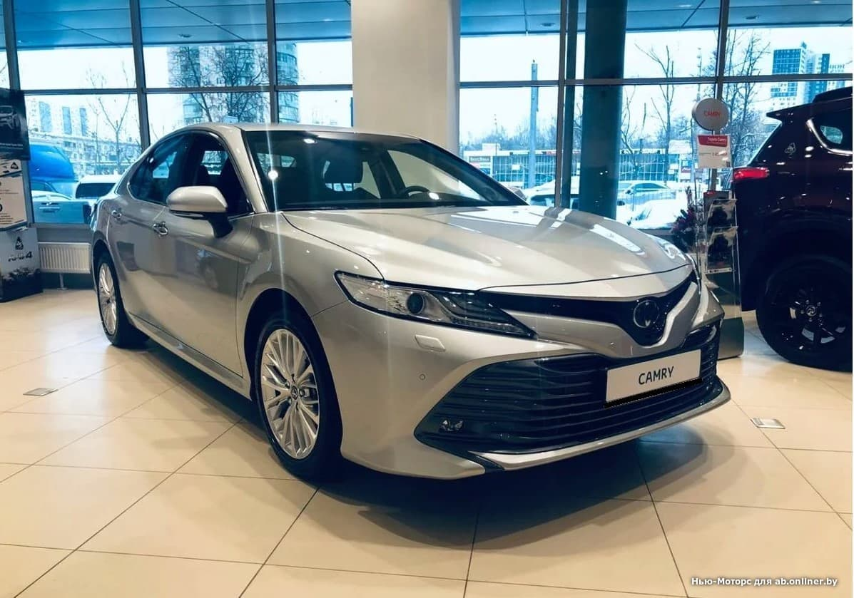 Toyota Camry Executive Safety