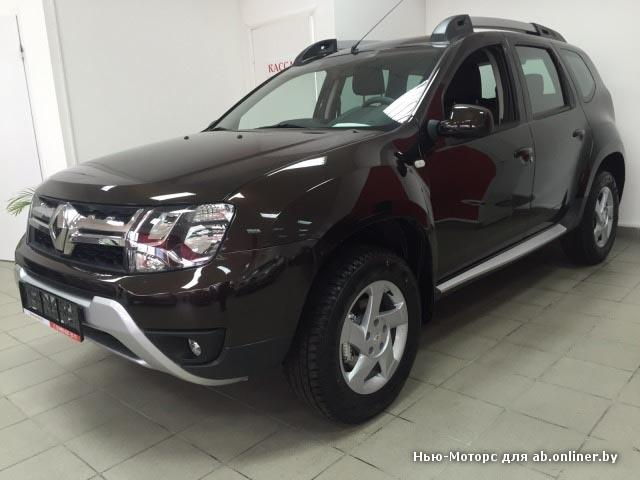 Renault Duster Expression